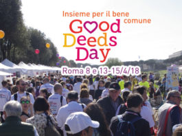 Comma 22 partecipa alla Fun Run – Stracittadina di Roma domenica 8 aprile 2018
