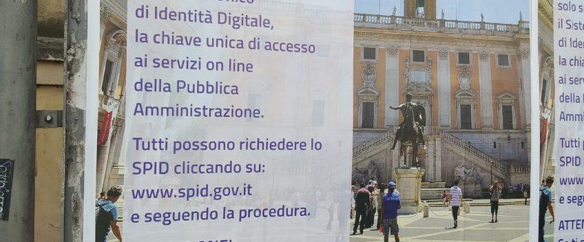 Trattare i cittadini come sudditi: a Roma SPID obbligatorio per i servizi online